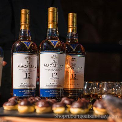 Rượu Macallan nhập khẩu chính hãng - Giá rượu macallan 2018
