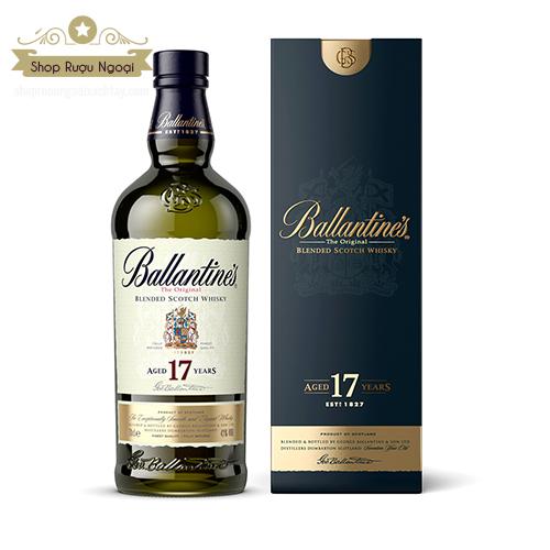 Rượu Ballantine's 17 Năm - shopruoungoaixachtay.com