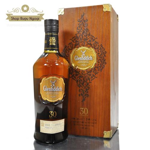 Rượu Glenfiddich 30 Năm - shopruoungoaixachtay.com