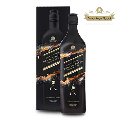 Rượu Johnnie Double Black - shopruoungoaixachtay.com