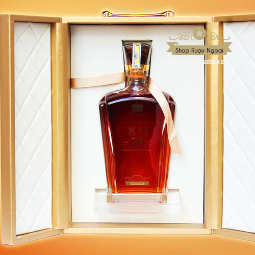 Rượu Johnnie Walker XR 21 Gift Box 2017 - shopruoungoaixachtay.com