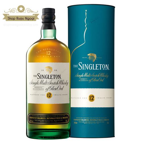 Rượu Singleton 12 năm - shopruoungoaixachtay.com