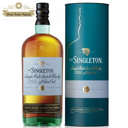 Rượu Singleton 15 năm - shopruoungoaixachtay.com