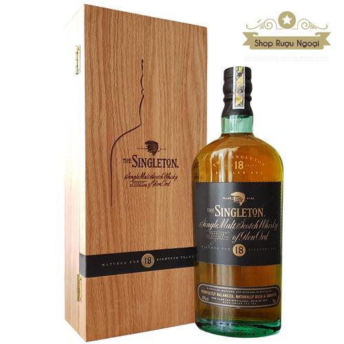 Rượu Singleton 18 năm - shopruoungoaixachtay.com