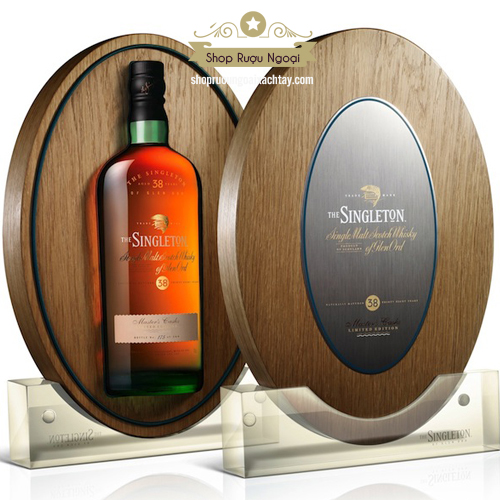 Rượu Singleton 38 năm - shopruoungoaixachtay.com