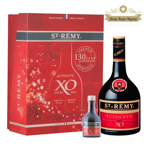 Rượu ST - Remy Xo Extra hộp quà 2018 - shopruoungoaixachtay.com