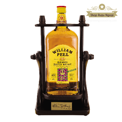 Rượu William Peel chai 1.5 lít - shopruoungoaixachtay.com
