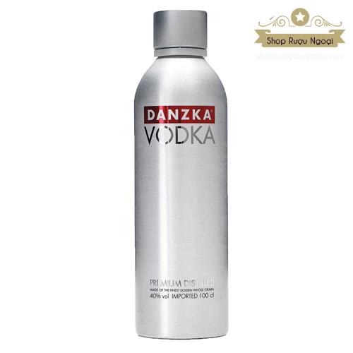 Rượu Danzka Vodka - shopruoungoaixachtay.com