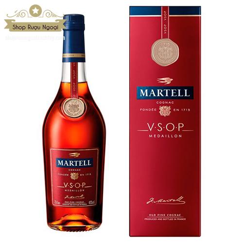 Rượu Martell VSOP - shopruoungoaixachtay.com