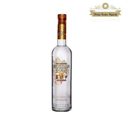 Rượu Vodka Russian Gold 500ml - shopruoungoaixachtay.com
