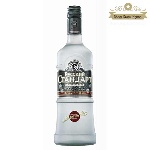 Rượu Standard Vodka 500ml - shopruoungoaixachtay.com