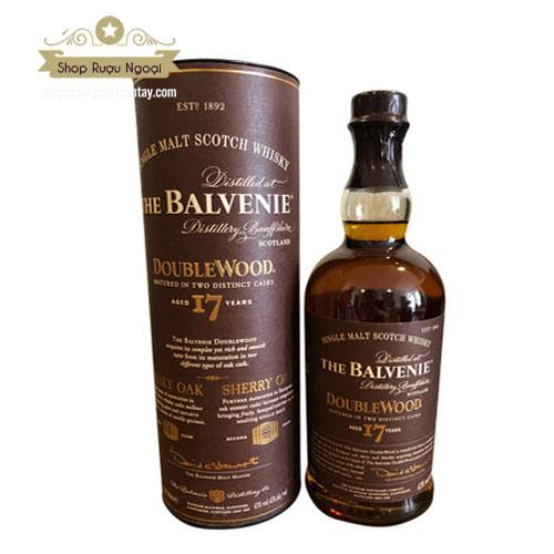 Rượu Balvenie 17 năm (YO)- shopruoungoaixachtay.com