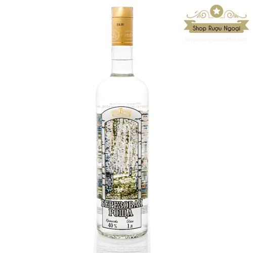 Rượu Vodka Bạch Dương - shopruoungoaixachtay.com
