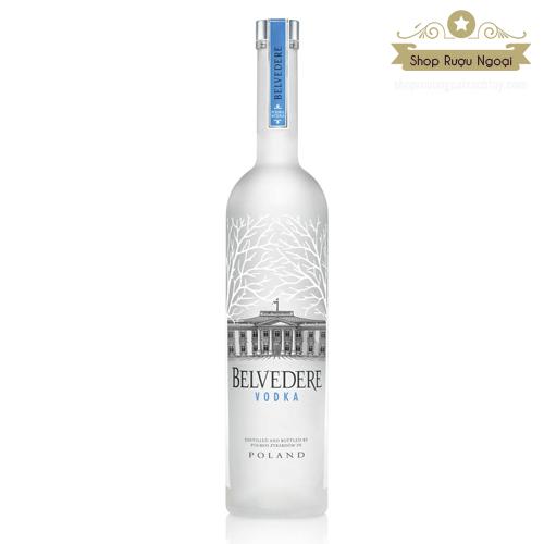 Rượu Vodka Belvedere - shopruoungoaixachtay.com