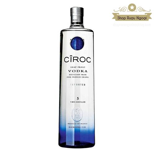 Rượu Vodka Ciroc 750ml - shopruoungoaixachtay.com