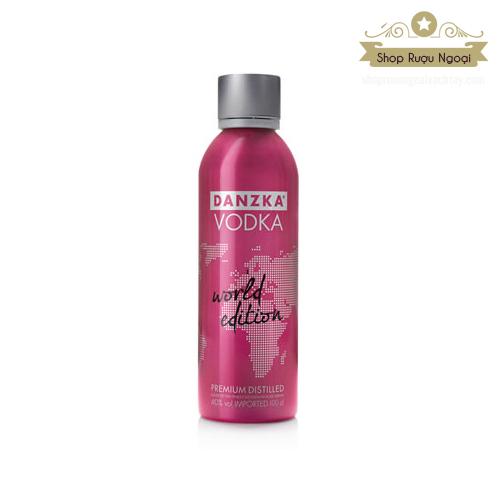 Rượu Danzka Limited Edition - shopruoungoaixachtay.com