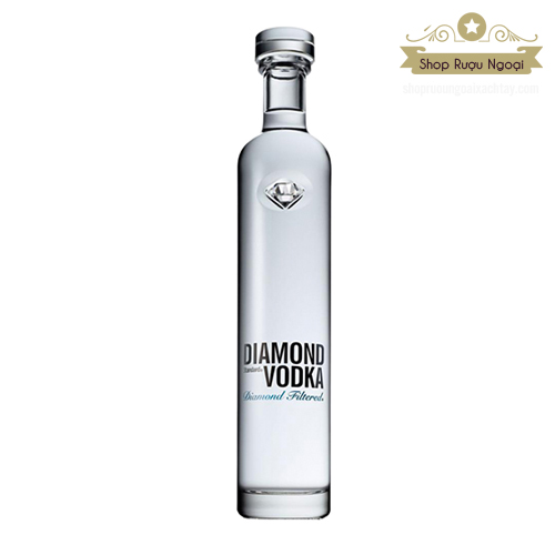 Rượu Diamond Vodka - shopruoungoaixachtay.com