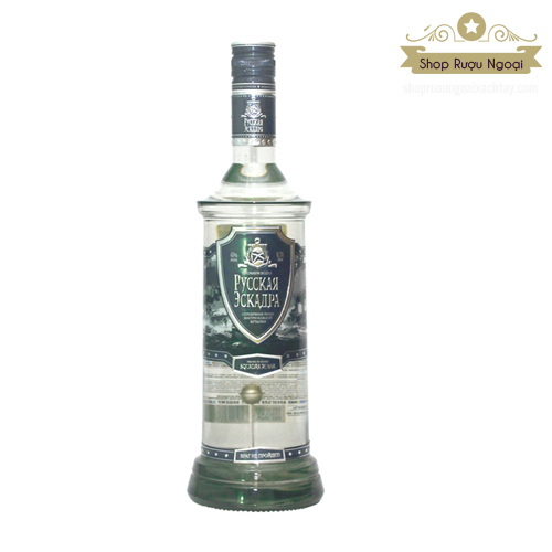 Rượu Vodka Squadra Russa - Rượu Vodka Thủy Lôi - shopruoungoaixachtay.com