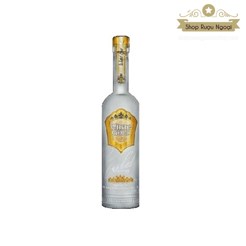 Rượu Vodka White Gold Premium 500ml - shopruoungoaixachtay.com