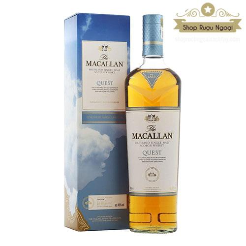 Rượu Macallan Quest