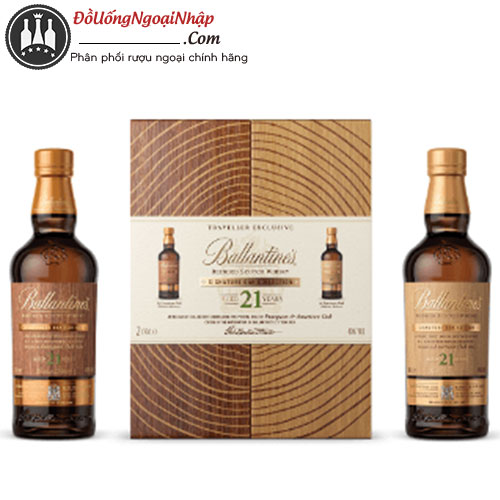 ballantines-21-twin-pack