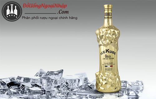 Rượu Vodka Ice Kube