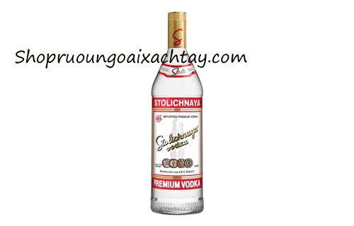Rượu Stolichnaya Vodka (1000ml)
