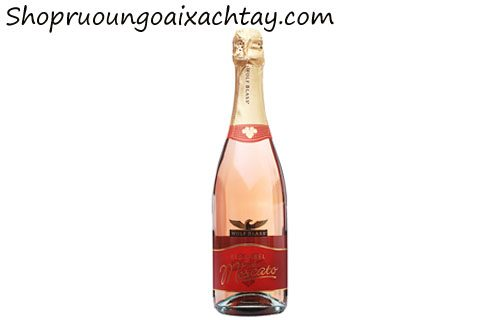 Vang Wolf Blass Red Label Pink Moscato