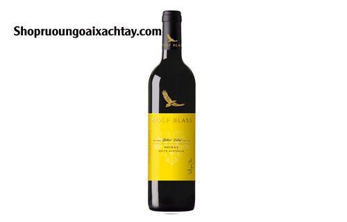 Vang Wolf Blass Yellow Label Shiraz