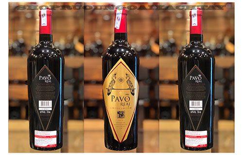 Rượu vang Pavo Real Limited Edition Cabernet-Carmenere