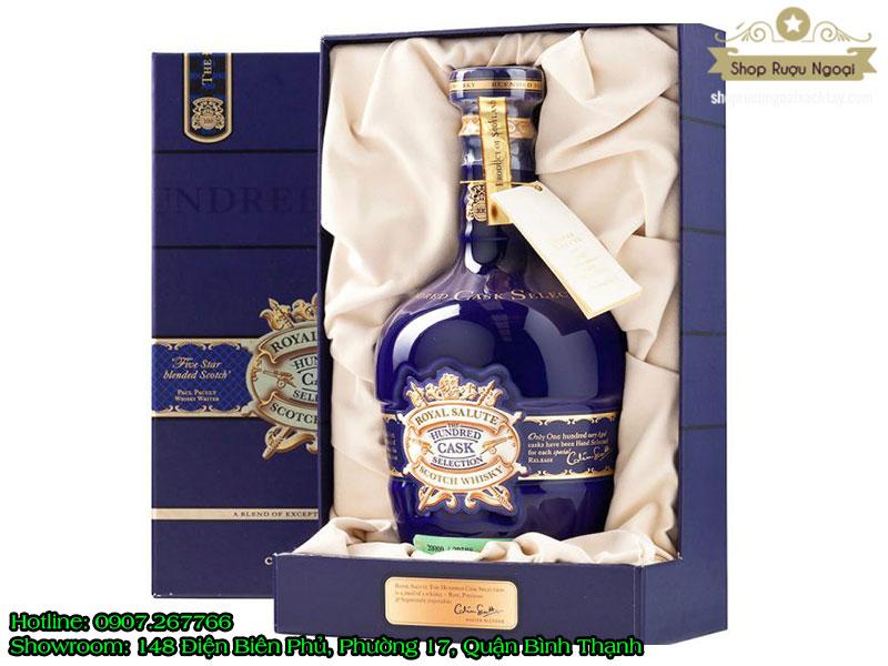 Rượu Chivas 100 Mùi