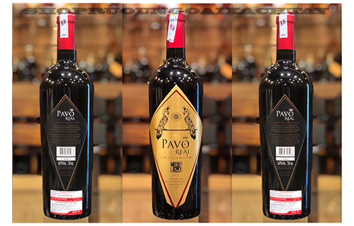 Rượu vang Pavo Real Limited Edition Cabernet-Carmenere - Shop rượu ngoại xách tay